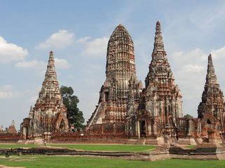 Ayuthaya Full Day Tour/ Siam Nirmit Show with Dinner ( B, L, D)