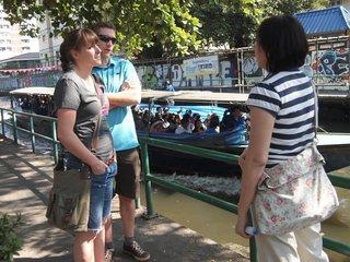 Bangkok Walking Tour 1 Day