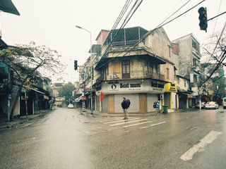 Hanoi City Tour (B, L, D)