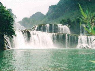 Cao Bang – Ban Gioc Waterfall – Cao Bang (B, L, D )
