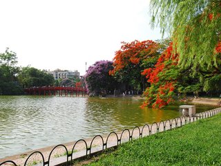 Tu Lan - Tan Hoa - Phong Nha – Hanoi/Saigon (B, L)