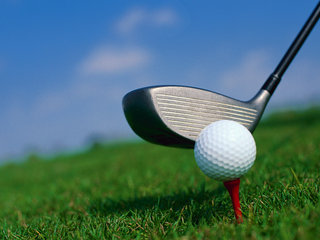 Golfing at Vietnam Golf & CC (B)