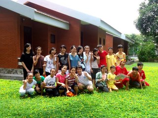 Learning about the Food Project - Hanoi Culture Tour – School Visit – Ophanage Village (B, L, D)