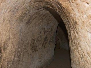 Saigon - Cuchi Tunnels (B, L)