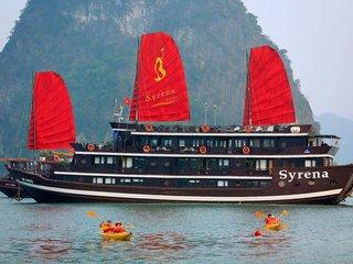 Hanoi - Halong Bay (B, L, D)