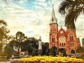 Ho Chi Minh City (B, L)