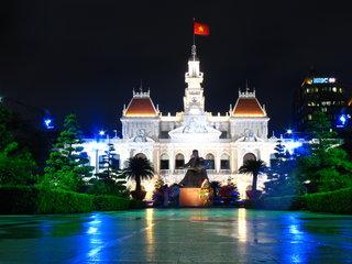 Bach Ma National Park – Ho Chi Minh (B, L)
