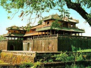 Phong Nha – Hue – Bach Ma National Park (B, L, D)