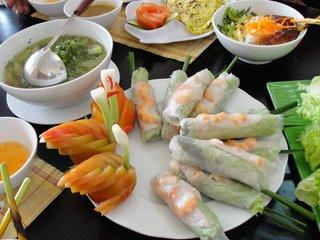 Saigon Cooking Class – City Tour (B, L)