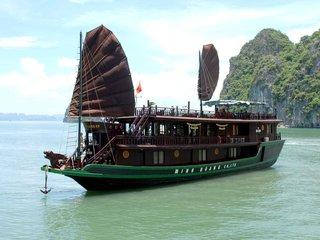 Hanoi - Ha Long Overnight Cruise (B, L, D)