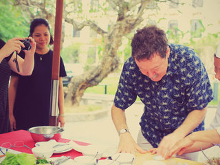 Hanoi City Tour and Cooking Class (B, L)