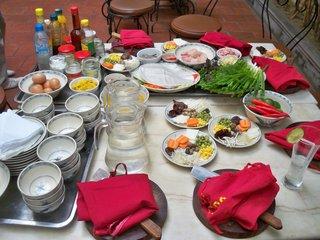 Hanoi Cooking Class – City Tour (B, L)