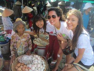 Hanoi – Hue Cooking Class (B, L, D)