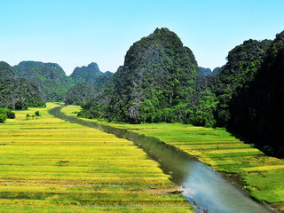 Hanoi – Nam Dinh – Ninh Binh (B, L, D)