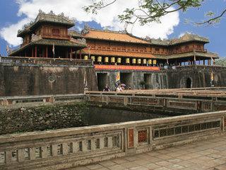 Hue City Tour (B, L, D)