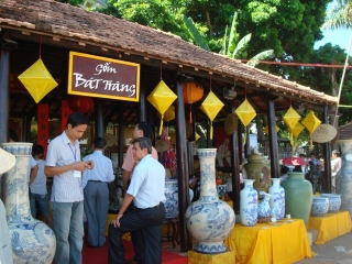 Bat Trang - Ecopark Tour