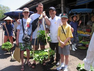 Hoian Cooking Tour in Red Bridge Half Day (from Hoian)