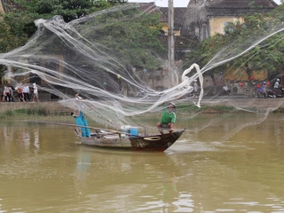 Hoian Fishing Tour