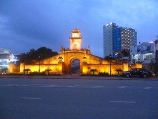 Quang Binh Arrival