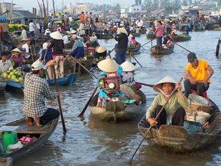 Ho Chi Minh – Mekong Delta (B, L, D)