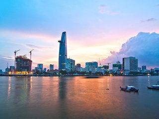Ho Chi Minh City Arrival (D)