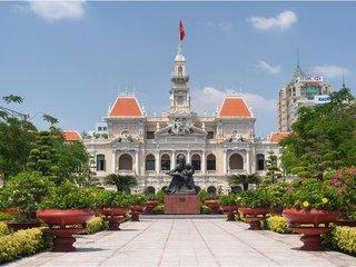 Ho Chi Minh Departure (B)