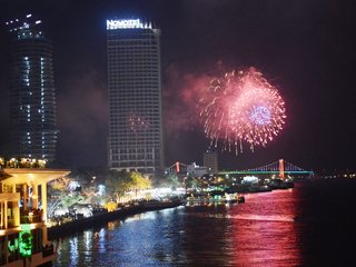 Halong Bay - Hanoi – Danang (B, L, D)