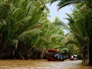 Saigon – Mekong Delta (B, L, D)