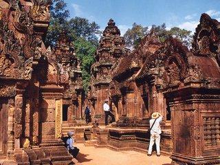 Ho Chi Minh - Siem Reap - Temples Visit (B, L, D)