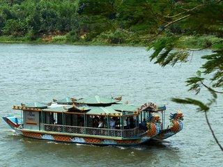 Hoi An – Hue Boat Trip (B, L)