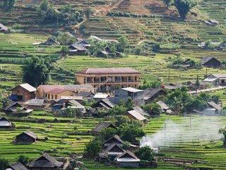 Sapa – Lao Chai – Ta Van – Carved Rock Stone Site – Train back to Hanoi (B, L)