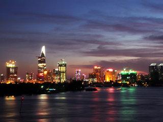 Hanoi – Ho Chi Minh known as Saigon (B)