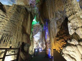 Hanoi – Dong Hoi – Paradise Cave (B, L)