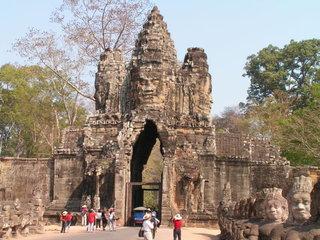 Majestic Angkor Wat Temple (B, L)