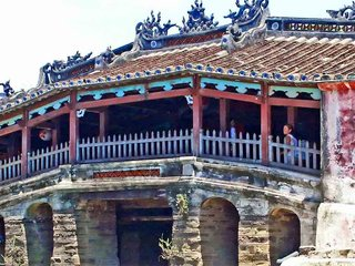 Hoian Walking Tour (B, L)