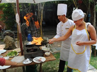 Cooking Class - My Son Sanctuary (B, L)
