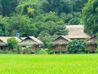 Hanoi - Mai Chau (B,L)