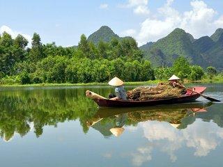 Saigon – My Tho – Can Tho (B, L)