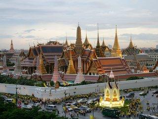 Siem Reap - Bangkok (B)