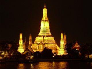 Bangkok City Tour (B, L, D)