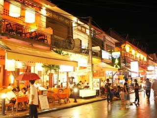 Vientiane – Siem Reap (B, L)