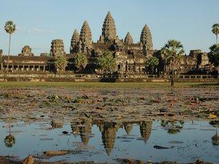 Angkor Tours (B, L)