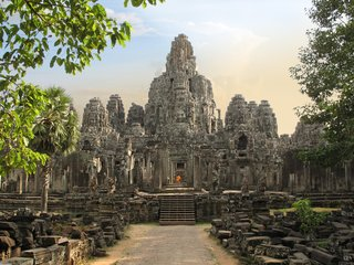Siem Reap Arrival – Orientation Tour (D)