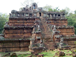 Angkor Temple Tour (B, L, D)