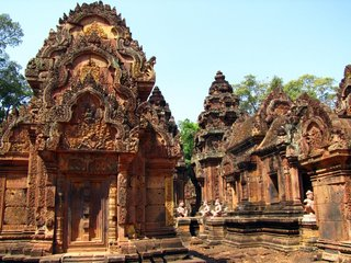 Angkor Temple Tour (B, L)