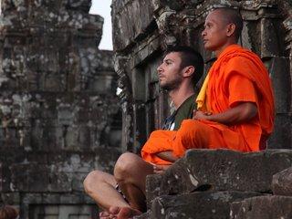 Trekking, Monastery Stay & Meditation (B, L, D)