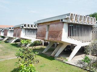 New Khmer Architecture Phnom Penh Tour