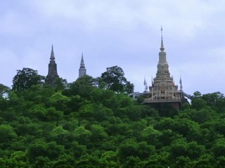 Phnom Penh to Koh Chen - Oudong