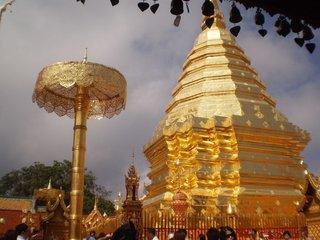 Chiang Mai - Doi Suthep (B, L)
