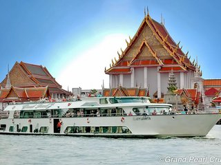 Ayutthaya with River Cruise
